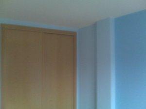 Habitacion pintura Plastica Azul (4)