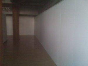 Pintar Sala de Exposiciones - Instituto Frances (1)
