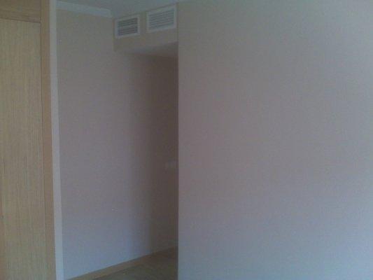 Dormitorio Plastico color Marron Claro y Marron Oscuro - Pinturas Urbano