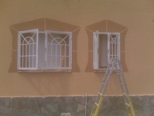 Pintar Fachada con JunoRev - Pinturas Urbano