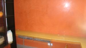 Estuco veneciano color naranja (3)