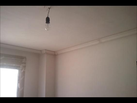 moldura de escayola - Dormitorio 1