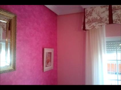 Tierras Florentinas Rosas - Pinturas Urbano