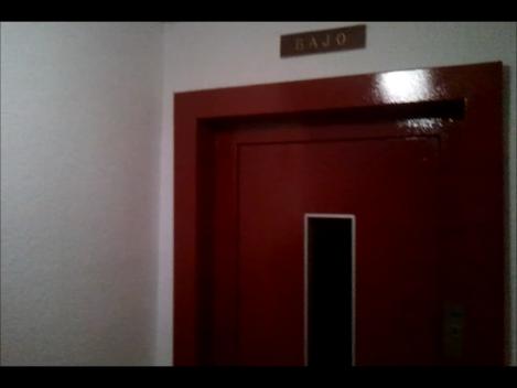 Pintado puertas ascensores pintores en madrid pintor for Colores para pintar puertas de madera