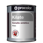 Esmalte sintético Kilate efecto plata-aluminio
