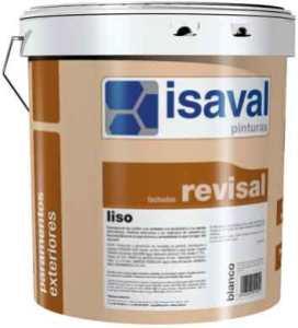 Pintura Plastica Revisal Liso - Isaval