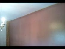 Pintura esmalte color Marron en piso de Coslada (1)