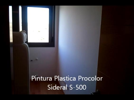 Pintura Plastica Procolor Sideral S-500 13