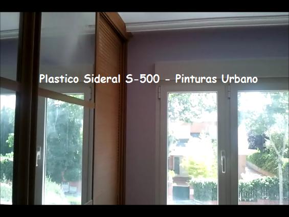 Plastico Sideral S-500 Color Malva 3
