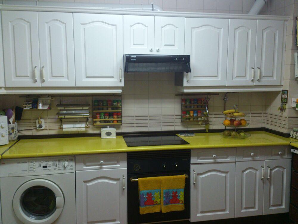 Como limpiar los muebles dela cocina cool fabulous como limpiar muebles de cocina lacados - Limpiar muebles lacados ...